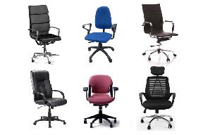 Comparativa de diferentes modelos de silla ESD en proceso de adquisición